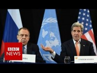 Syria conflict: World powers say 'progress made'