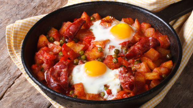 10 Best Egg Recipes For Dinner