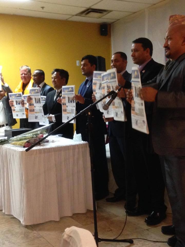 The Himalayan voice Launch
