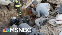 Many Trapped In Rubble After Italy Quake As Death Toll Climbs