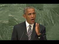 Obama Recaps Presidency in Last UN Address