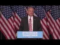 VP candidate Tim Kaine talks NY bombing and 2016