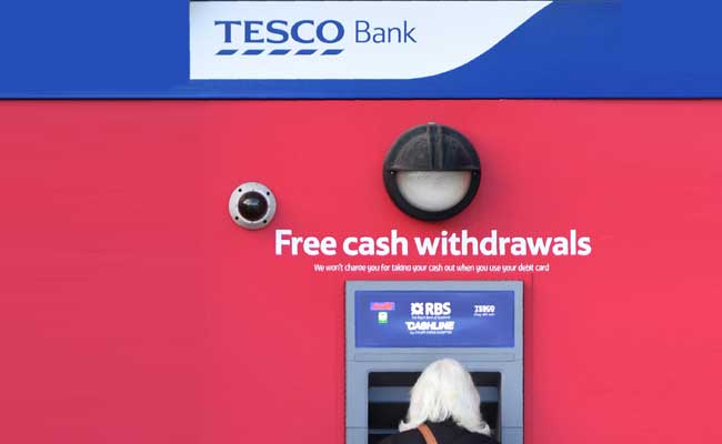 20,000 Defrauded As UK's Tesco Bank Hit By Hack Attack