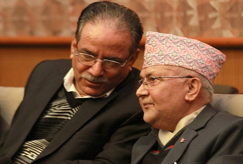 Prachanda-kp-Oli – Nepal24Hours.com – Integration Through Media ….!