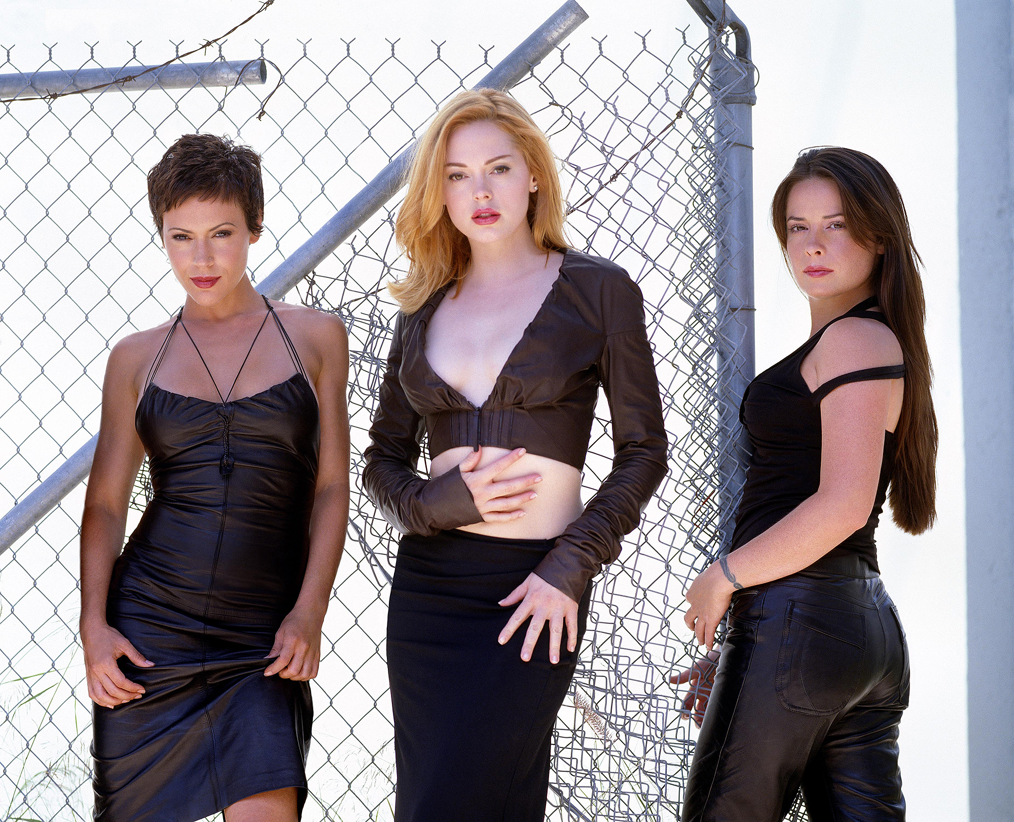 Charmed Reboot Reveals New Sisters One Of Whom Is Lesbian And