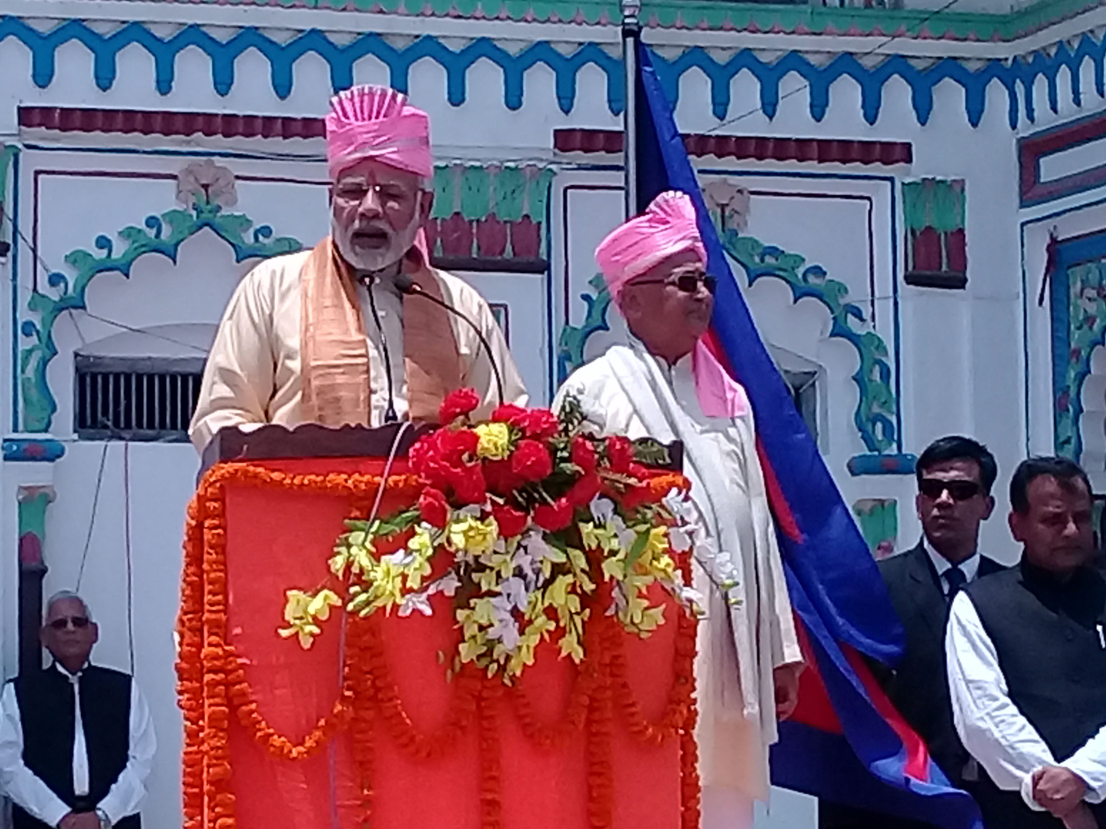 India's history incomplete without Nepal: Indian PM Modi