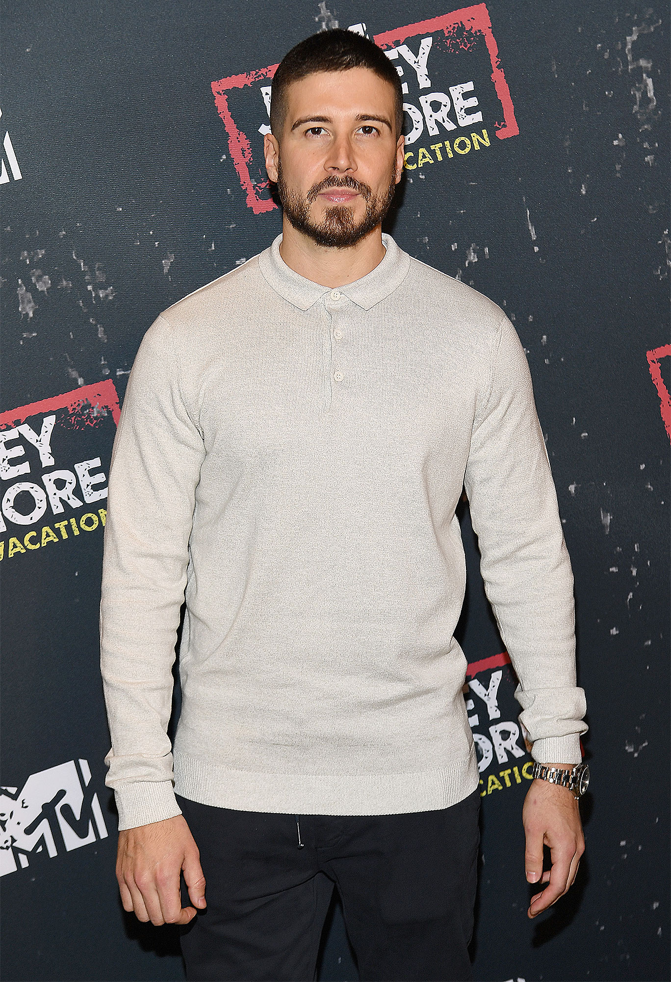 Jersey Shore star Vinny Guadagnino isnt ready to settle