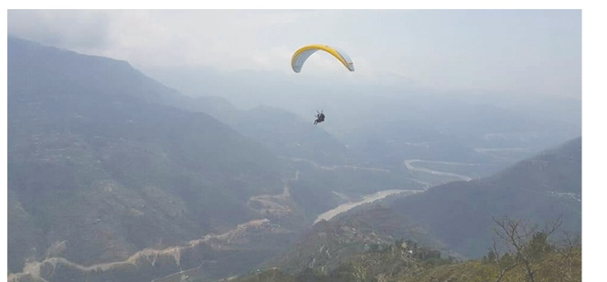 Paragliding begins in Eastern Nepal – Nepal24Hours com – Integration
