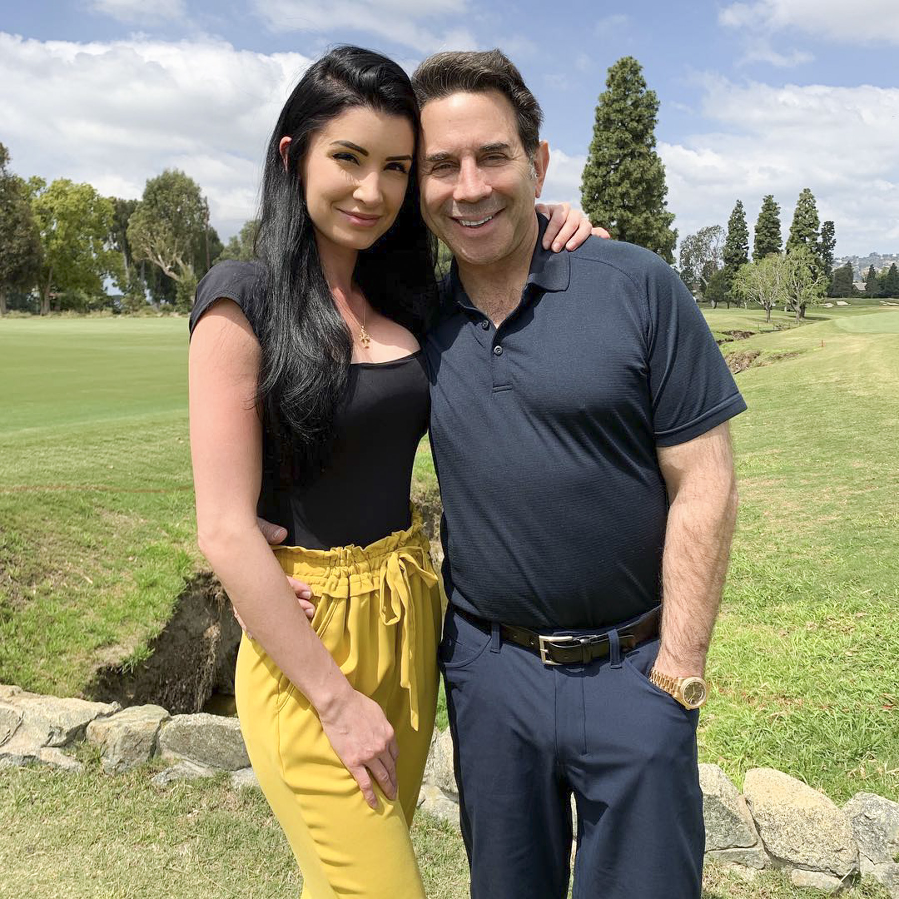 RHOBH Alum Adrienne Maloof's Ex Dr. Paul Nassif Is Engaged