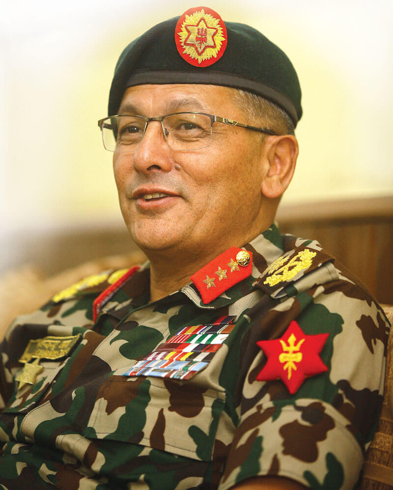Nepal's Chief of Army Staff Thapa to visit US on July 8