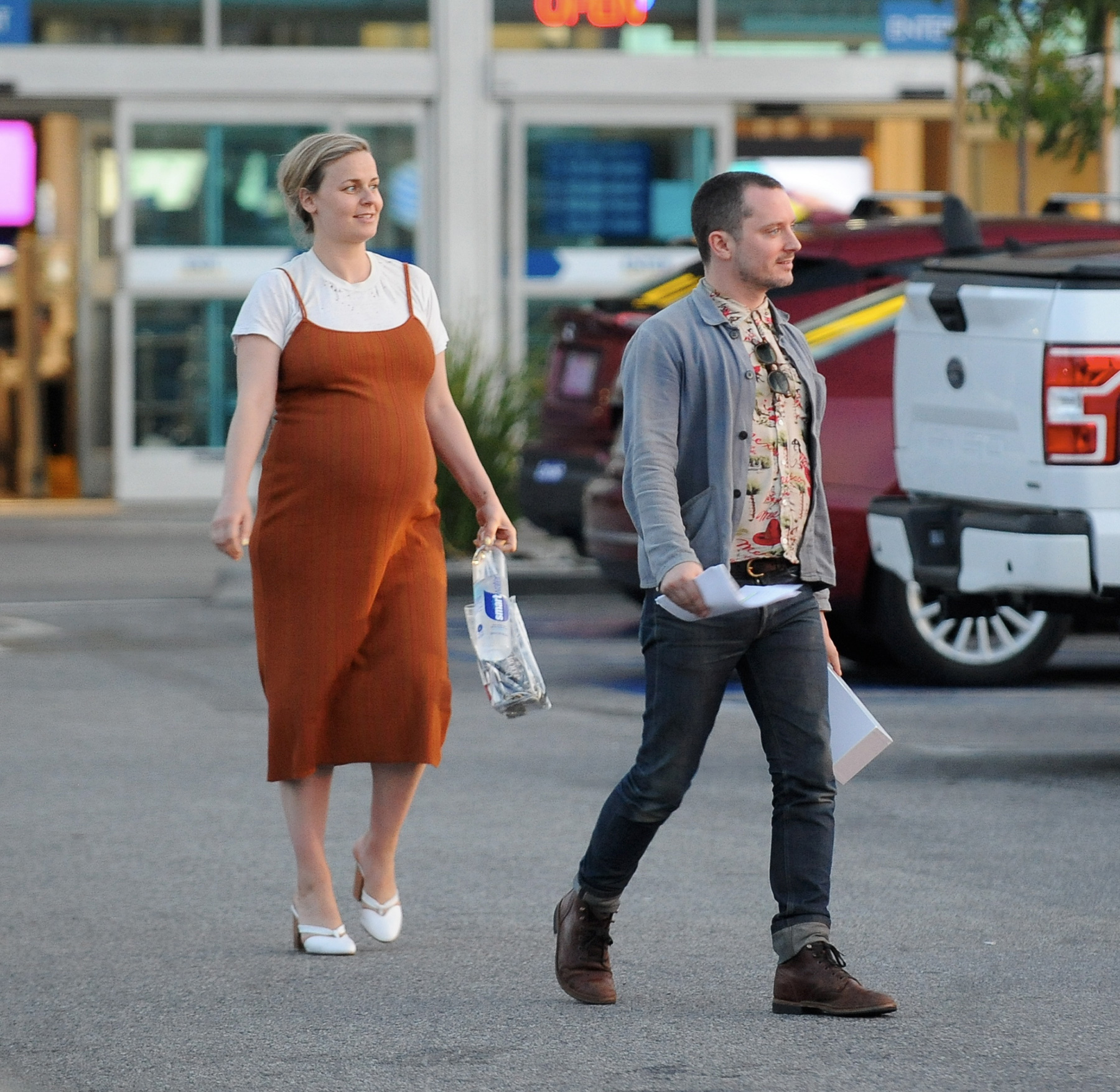 Is Elijah Wood Engaged — and About to Be a Dad? Actor ...