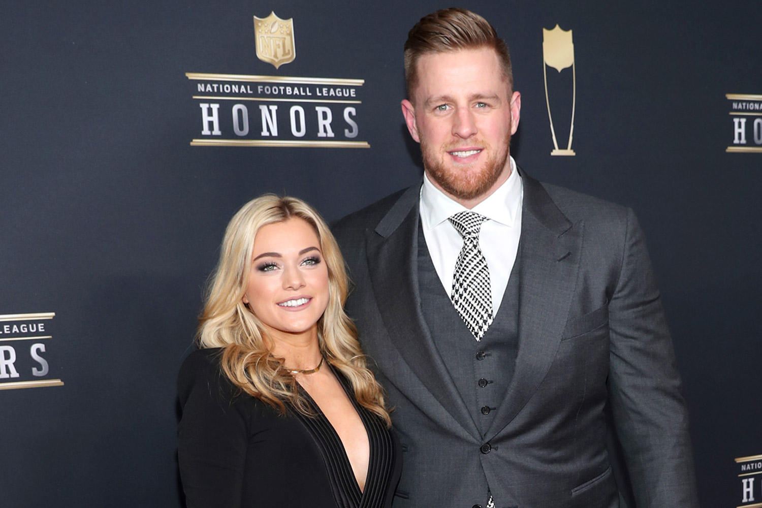 [JJ Watt, Kealia Ohai married above weekend]
